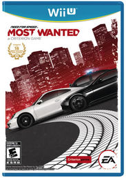 Need for Speed Most Wanted 2012 Wii U