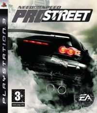 Need for Speed: ProStreet PS3