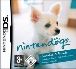 Nintendogs Chihuahua & Friends Nintendo DS