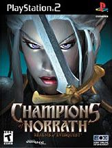Champions of Norrath PS2