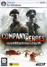 Company of Heroes: Opposing Fronts PC