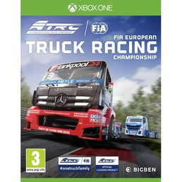 FIA Truck Racing Championship Xbox One