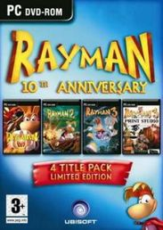 Rayman 10th Anniversary Collection PC