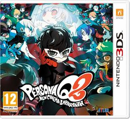 Persona Q2: New Cinema Labyrinth 3DS