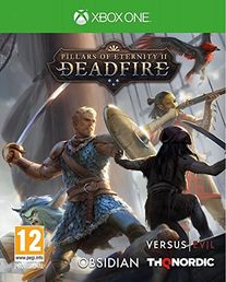 Pillars of Eternity II Deadfire Xbox One