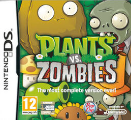 Plants Vs Zombies Nintendo DS