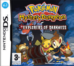 Pokemon Mystery Dungeon: Explorers of Darkness Nintendo DS