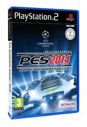 Pro Evolution Soccer 2014 PS2