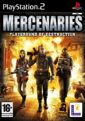 Mercenaries PS2