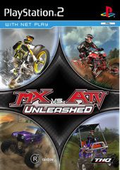 MX vs. ATV Unleashed PS2