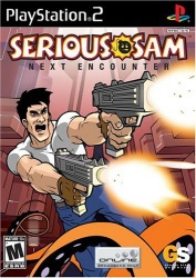 Serious Sam: Next Encounter PS2