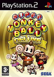 Super Monkey Ball Deluxe PS2