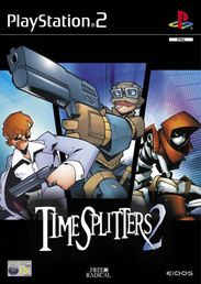 Time Splitters 2 PS2