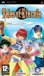 Tales of Eternia PSP
