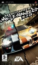 Need for Speed: Most Wanted PSP