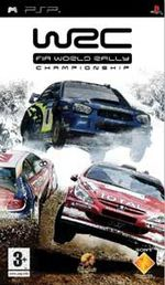 WRC - World Rally Championship PSP