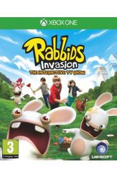 Rabbids Invasion: The Interactive TV Show Xbox One