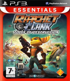 Ratchet & Clank: Tools of Destruction Essentials PS3
