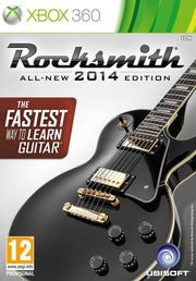 Rocksmith All-New 2014 Edition Xbox 360 + kaapeli