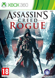 Assassin's Creed Rogue Xbox 360