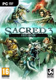Sacred 3 First Edition PC
