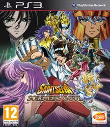 Saint Seiya: Soldiers Soul PS3