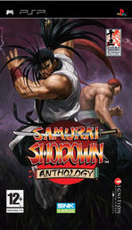 Samurai Showdown Anthology PSP