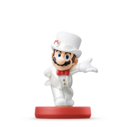 amiibo Mario (Wedding Suit) Super Mario Collection hahmo