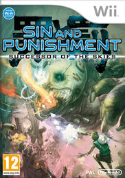 Sin & Punishment 2: Successor of the Skies Wii