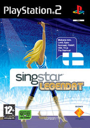 Singstar Legendat PS2