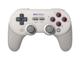 8BitDo SN30 Pro + G Classic Edition -ohjain