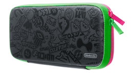 Nintendo Switch Carrying Case Splatoon 2 Limited Edition