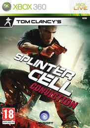 Splinter Cell: Conviction Xbox 360