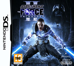 Star Wars: Force Unleashed II Nintendo DS