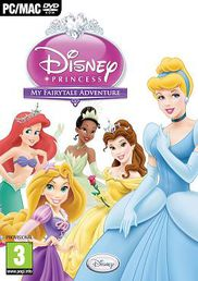 Disney Princess: My Fairytale Adventures PC