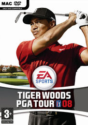 Tiger Woods PGA Tour 08 Mac