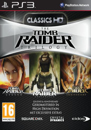 Tomb Raider Trilogy HD PS3