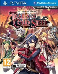 The Legend of Heroes: Trails of Cold Steel II PS Vita