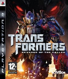 Transformers 2: Revenge of the Fallen PS3