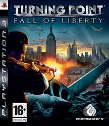 Turning Point: Fall of Liberty PS3