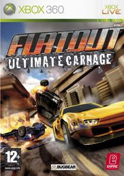 Flat Out: Ultimate Carnage Xbox 360