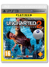 Uncharted 2 - Among Thieves Platinum PS3