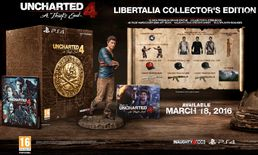Uncharted 4: A Thiefs End Collectors Edition PS4