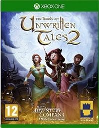 Book of Unwritten Tales 2 Xbox One