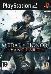 Medal of Honor Vanguard PS2