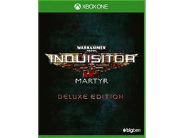Warhammer 40 000 Inquisitor Martyr Deluxe Edition Xbox One