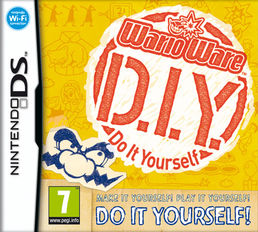 Wario Ware: Do It Yourself Nintendo DS