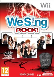 We Sing Rock! Wii