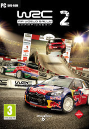 WRC FIA: World Rally Championship 2 PC