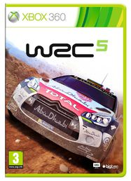 WRC 5 - World Rally Championship 5 Xbox 360